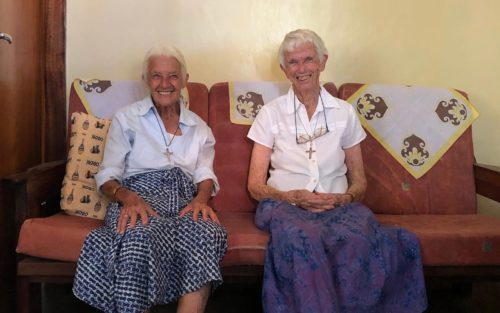 Søstrene i Moroto