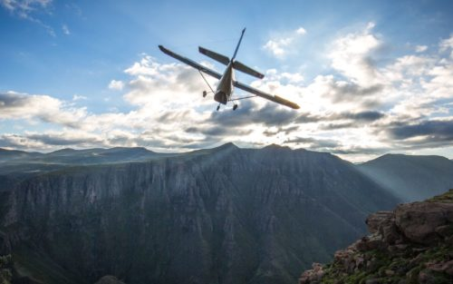 MAF-pilot mistet livet på Papua