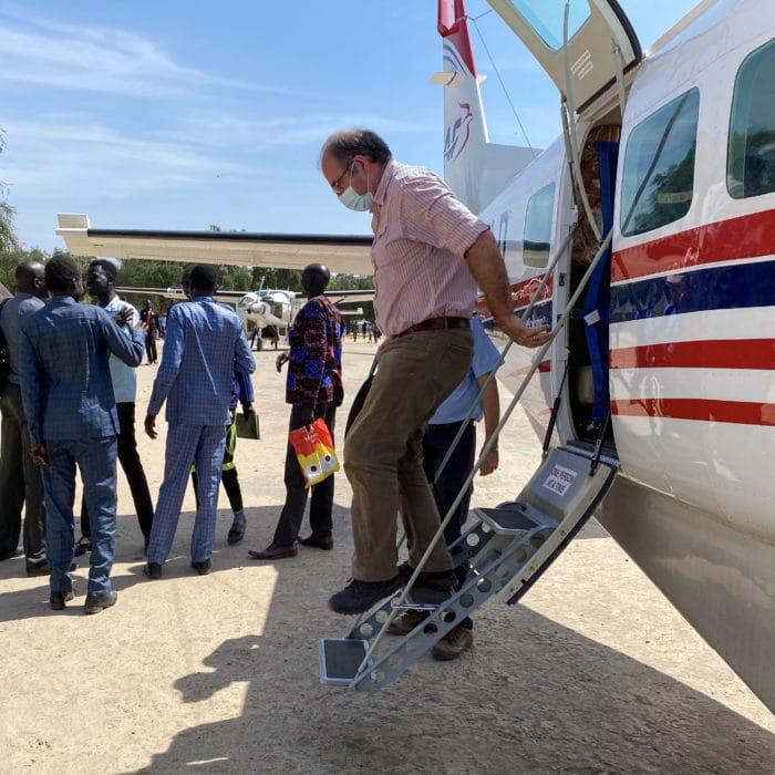Utfordrende fredsarbeid i Sør-Sudan