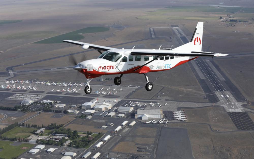Elektriske fly og bærekraftig luftfart. – Nærmere enn vi tror?